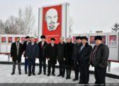 Павел Грудинин провел встречу с работниками народного сельхозпредприятия в Усолье-Сибирском