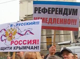 В.Ф. Рашкин: Уверен, что международные наблюдатели будут присутствовать на референдуме в Крыму, даже если это не нравится некоторым европейским чиновникам
