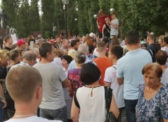 Жители Балаково против строительства «завода смерти» в п. Горный