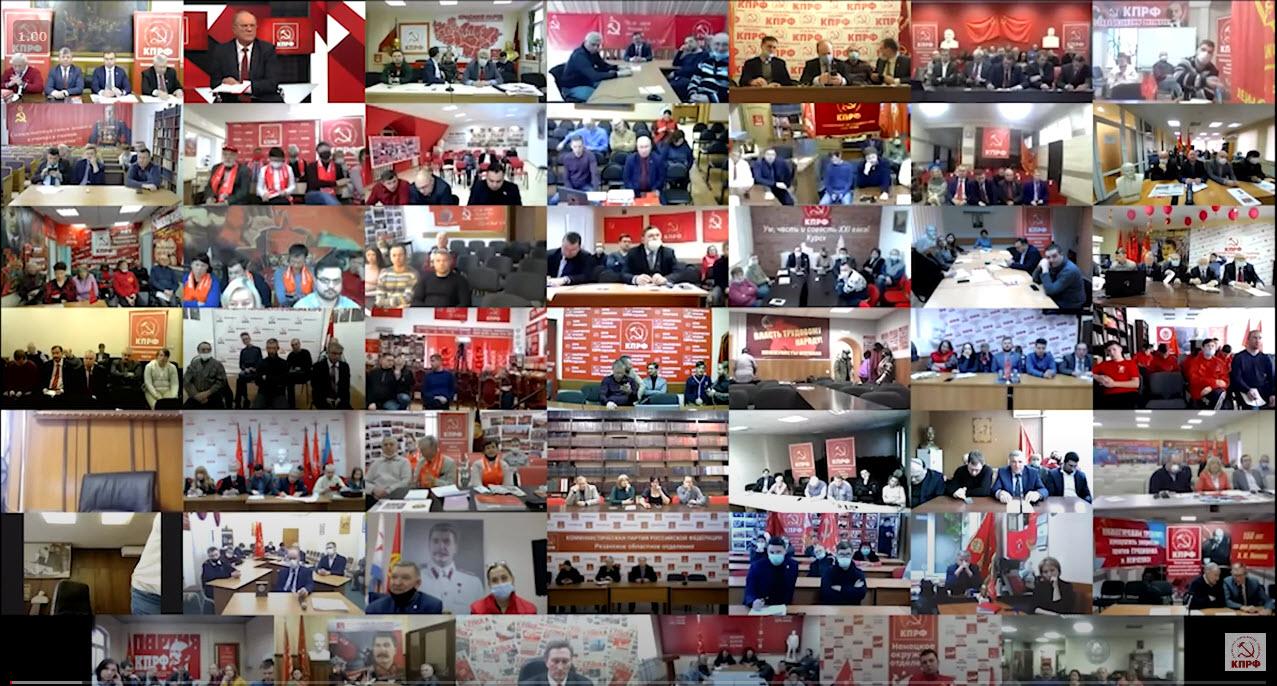 И.И. Никитчук: «Уроки классиков марксизма-ленинизма надо знать каждому, кто устремлен в социалистическое будущее»