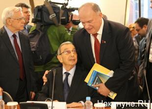 «Он оставил нам в наследство талант, волю и любовь к стране». Г.А. Зюганов поделился своими воспоминаниями о покойном Е.М. Примакове