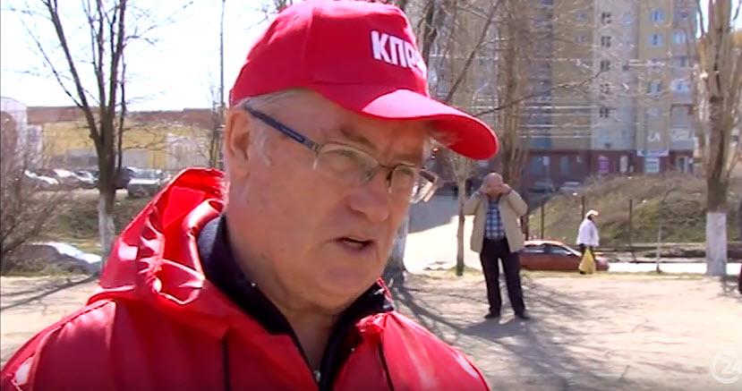 Андрей Карасёв дал интервью телеканалу «Саратов-24»