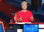 Ольга Алимова приняла участие в дебатах на телеканале Россия 1