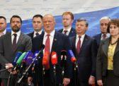 Г.А. Зюганов: «Мы призываем друзей и союзников сплотиться во имя стабильности и законности в нашей стране»