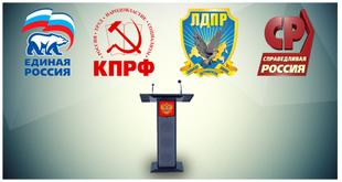 Итоги 2015. Мониторинг парламентской активности думских фракций