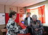 Ольга Алимова встретилась с членами общественной организации «Дети войны»