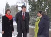 Александр Анидалов посетил Ровенский район