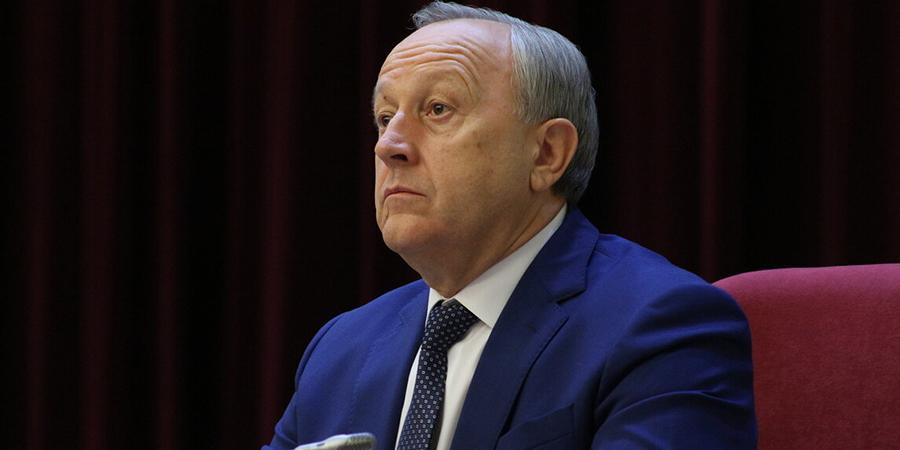 Валерий Радаев оказался в группе аутсайдеров национального рейтинга глав регионов