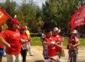 Красноармейск. Митинг  КПРФ против повышения пенсионного возраста