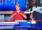 Ольга Алимова приняла участие в дебатах на телеканале Россия 24