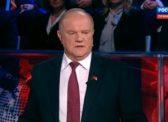 Г.А. Зюганов на телеканале «Россия 1» о «прямой линии» Путина: Президент вывел из под удара главного виновника — правительство, переложив ответственность на губернаторов