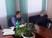 Александр Наревский посетил Красный Кут