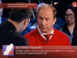 В эфире ТВЦ В.Ф. Рашкин заявил о необходимости ратифицировать 20 статью Конвенции ООН по борьбе с коррупцией