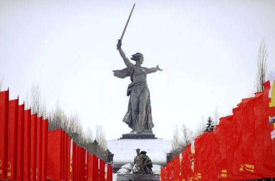 Герою Сталинграда исполнилось 100 лет!