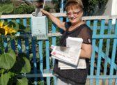 Жители села Алексеевка попросили Ольгу Алимову помочь с установкой детских площадок