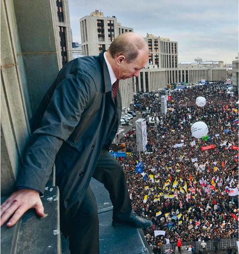 У Путина состоялась встреча с народом, у народа с Путиным – нет!