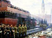 Г.А. Зюганов направил телеграмму избранному Президенту РФ В.В. Путину против драпировки Мавзолея в День Победы