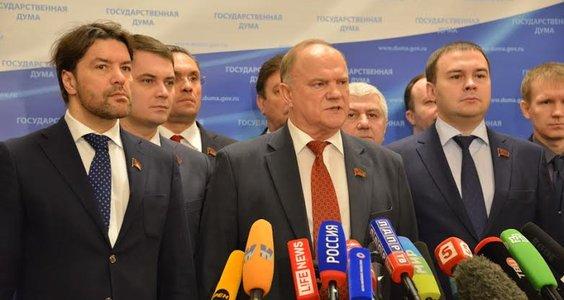 Г.А. Зюганов: Мы сумеем отстоять своих друзей и товарищей!