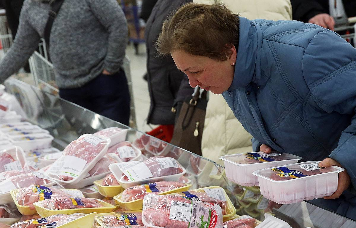 Россияне приготовились к новому росту цен в магазинах