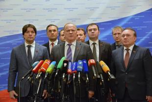 Г.А. Зюганов: Главный итог уходящего года – это широкое прозрение в обществе