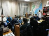 В Саратове городской комитет КПРФ регулярно проводит политучёбу
