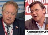 66 процентов радиослушателей «Коммерсантъ» FM поддержали позицию С.П.Обухова по законопроекту о запрете обучения детей чиновников заграницей