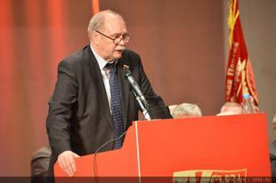В.В. Бортко на Съезде КПРФ: «Образ политической партии должен отвечать требованиям и запросам народа»