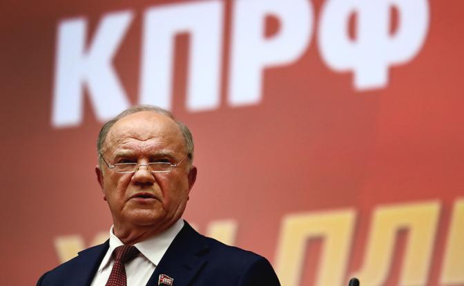 Свободная Пресса: «Если не знаешь, о чем писать, пиши о расколе у коммунистов»