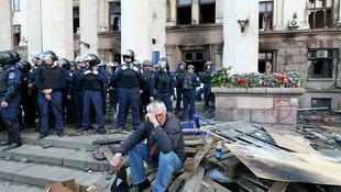 В.Ф. Рашкин: Подтверждений и неопровержимых доказательств массовых преступлений карателей Порошенко и Коломойского становится все больше