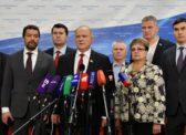 Г.А. Зюганов: «Эта информационная война связана ложью, клеветой, насилием и всякими подтасовками»