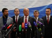 Г.А. Зюганов: «Чем больше людей выйдет на акции протеста, тем скорее провалится эта афера»