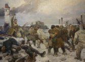 Поздравление Г.А. Зюганова с 75-летием снятия блокады Ленинграда