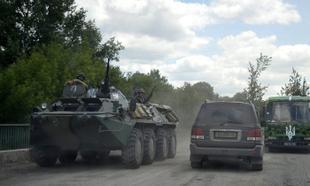 Запад развязал руки киевской хунте. Какое оружие еще применят каратели на юго-востоке Украины после «Градов», фосфорных бомб и отравляющих газов?