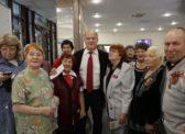 Г.А. Зюганов принял участие в концерте, посвященном Дню пожилого человека