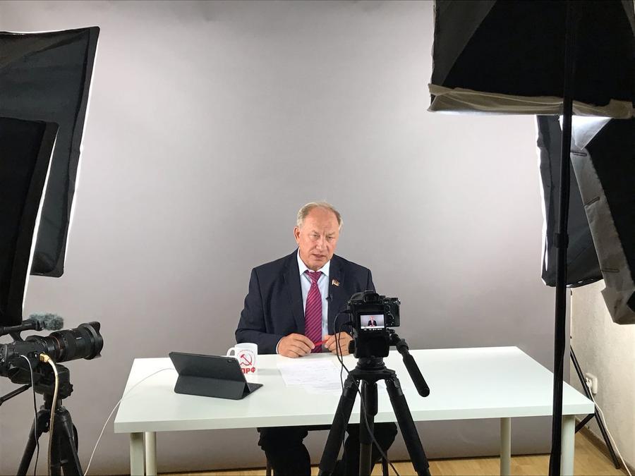 В.Ф. Рашкин: «Наши кандидаты боролись, борются и будут бороться»