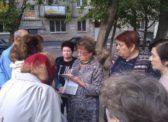 Ольга Алимова встретилась с жителями Заводского района