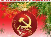Депутаты-коммунисты Саратовской гордумы поздравили с Новым годом