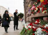 Ольга АЛИМОВА: Стойкости и мужества вам,  ленинградцы!