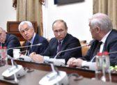 Горец из Дагестана намекнул Путину, как должно работать правительство – «как Примаков, Маслюков»