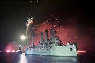 КПРФ против замены на крейсере «Аврора» советской символики