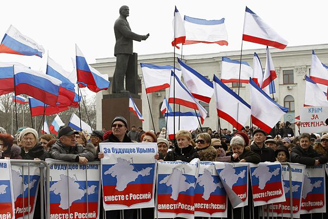 По инициативе Г.А.Зюганова и лидеров других фракций Госдума рассмотрит заявление «О ситуации в Республике Крым»