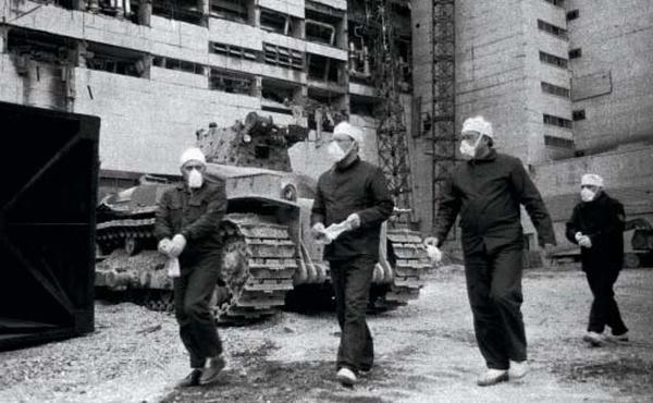 Г.А. Зюганов: Подвиг чернобыльцев