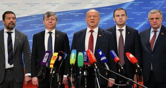 Г.А. Зюганов: Приглашаем Правительство Мишустина к конструктивному диалогу