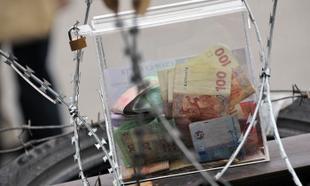 Удары рублем Украину еще ждут. Мечтая о западных санкциях против России, «незалежная» сама стоит на пороге экономического коллапса