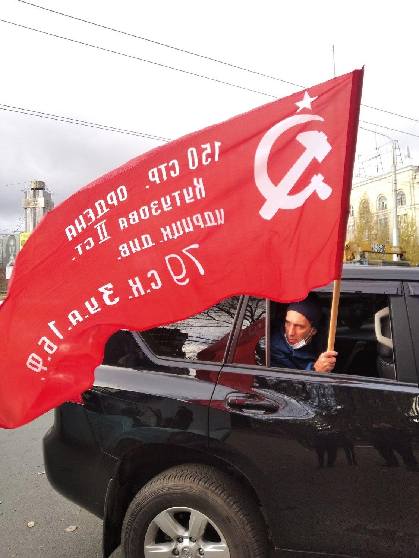 Саратов. 7 ноября в Ленинском районе