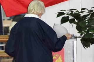 В четырех районах Саратовской области явка превысила 55 процентов