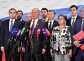 Г.А. Зюганов: Мы будем бороться за то, чтобы лихие 90-е не повторились!