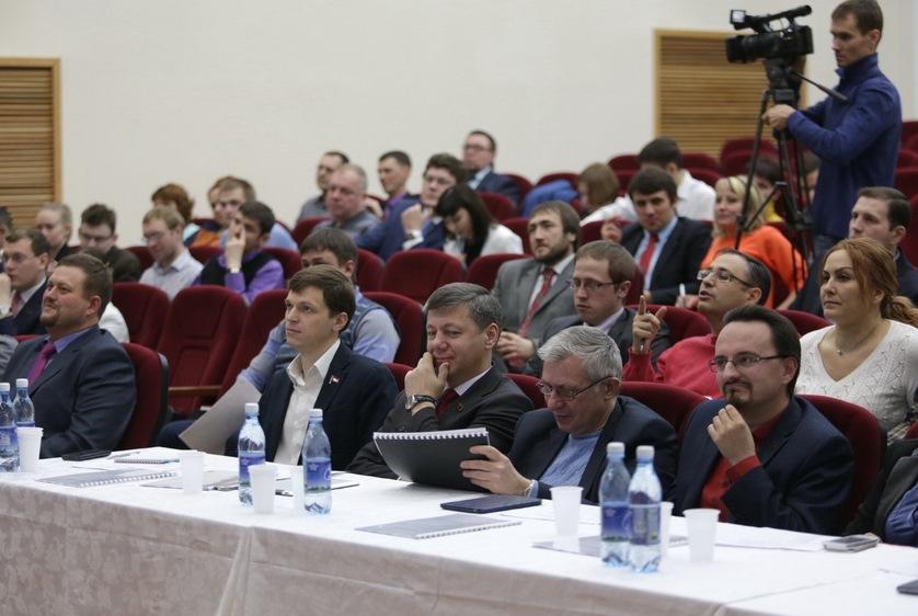 Компартия включила «Конвейер идей». Форум выпускников Центра политучебы ЦК КПРФ состоялся в Подмосковье