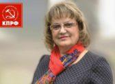 Ольга Алимова поздравила женщин с 8 марта