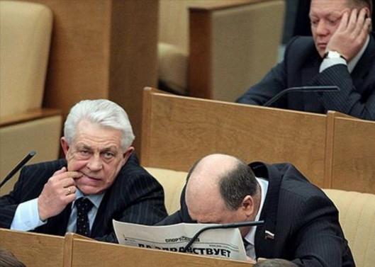 СОЖЖЕНИЕ РЕЙХСТАГА или что грозит парламентаризму в России?